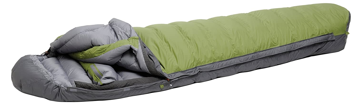 best sneakers 58869 20c9e Amazon.com : Exped WaterBloc 1000 Sleeping Bag, Green/Grey ...