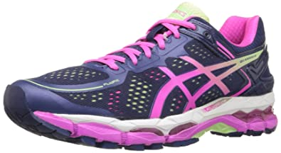 e45d55e5 ASICS Women's GEL-Kayano 22 Running Shoe