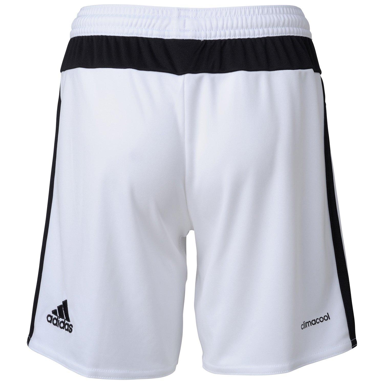 Adidas Juve H SHO Y - Pantalón Corto para Hombre, Color Blanco/Negro, Talla 164: Amazon.es: Deportes y aire libre