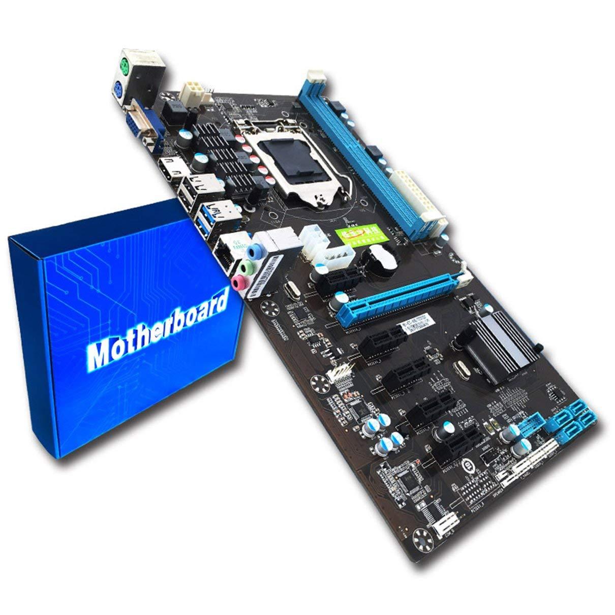 Placa Base, LGA 1150 DDR3 Integrado Tarjeta gráfica 2 ...