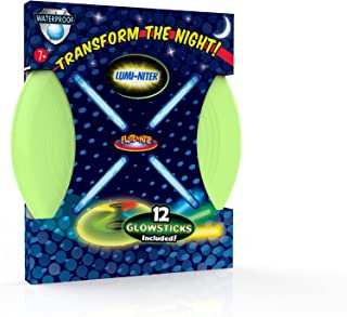 Flite par Nite Lumi-Niter Disc kit Vert Xtraordin Air Toys