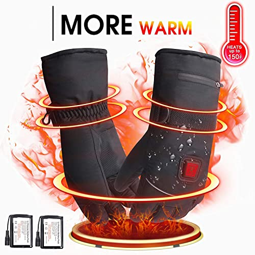 Rabbitroom Winter Electric Heated Gloves