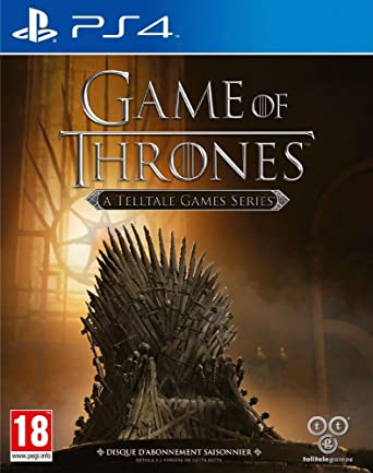 Third Party Game Of Thrones A Telltale Games Series Occasion