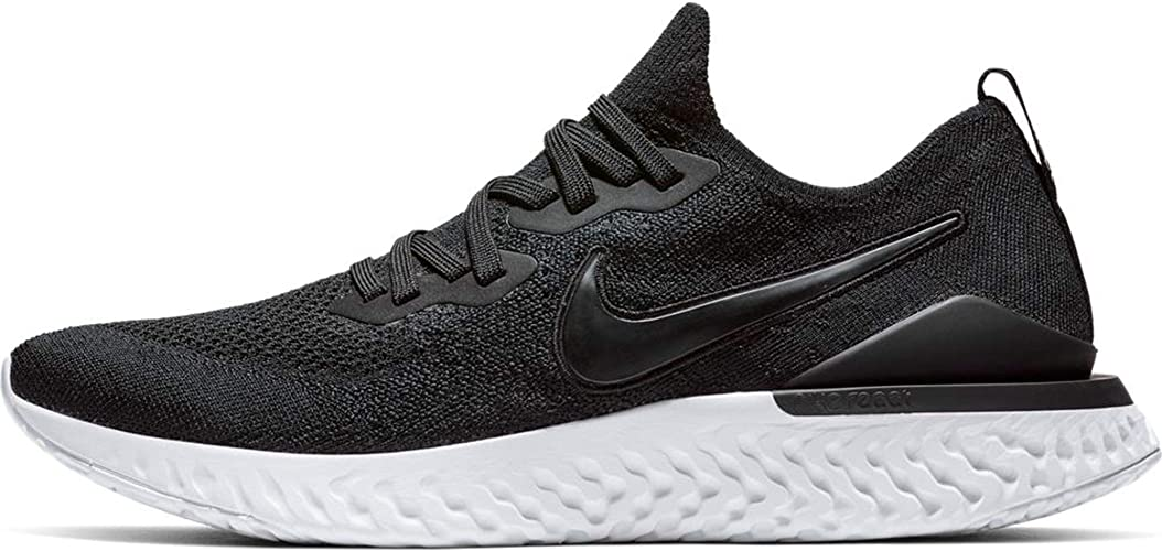 Amazon.com | Nike Epic React Flyknit 2 Mens Bq8928-002 ...