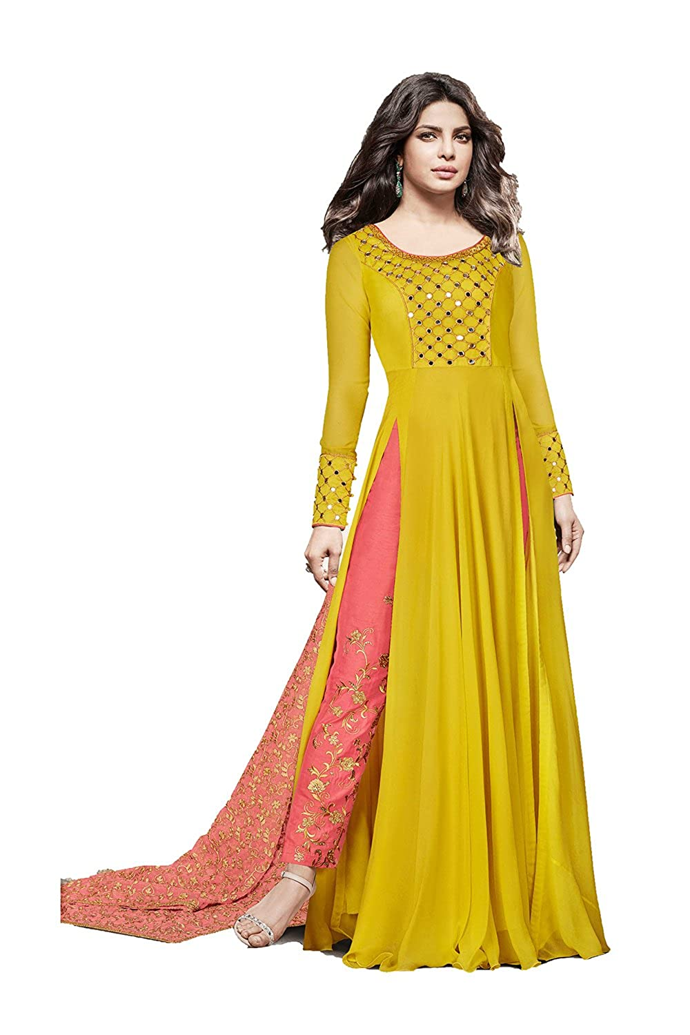Dessa Collections Indian Women Designer Partywear Ethnic Traditonal Salwar Kameez. FZ 1855