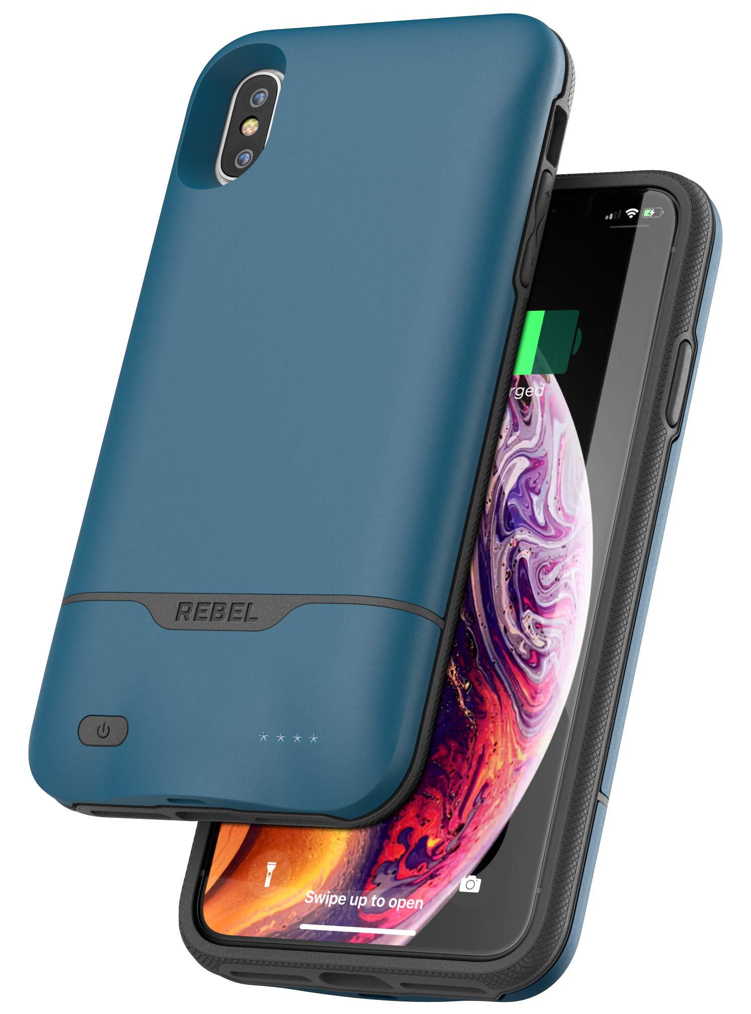 Funda Con Bateria de 5270mah para Apple Iphone Xs Max ENCASED [7NPTLJQQ]