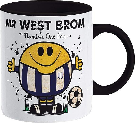 West Brom Mr Men Mug