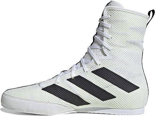 black adidas boxing shoes