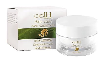 Gel cell-1, cuidado de la piel original de primera calidad con extracto de Slug ...