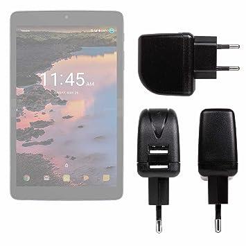 DURAGADGET Cargador con Enchufe Europeo para Tablet Xiaomi ...