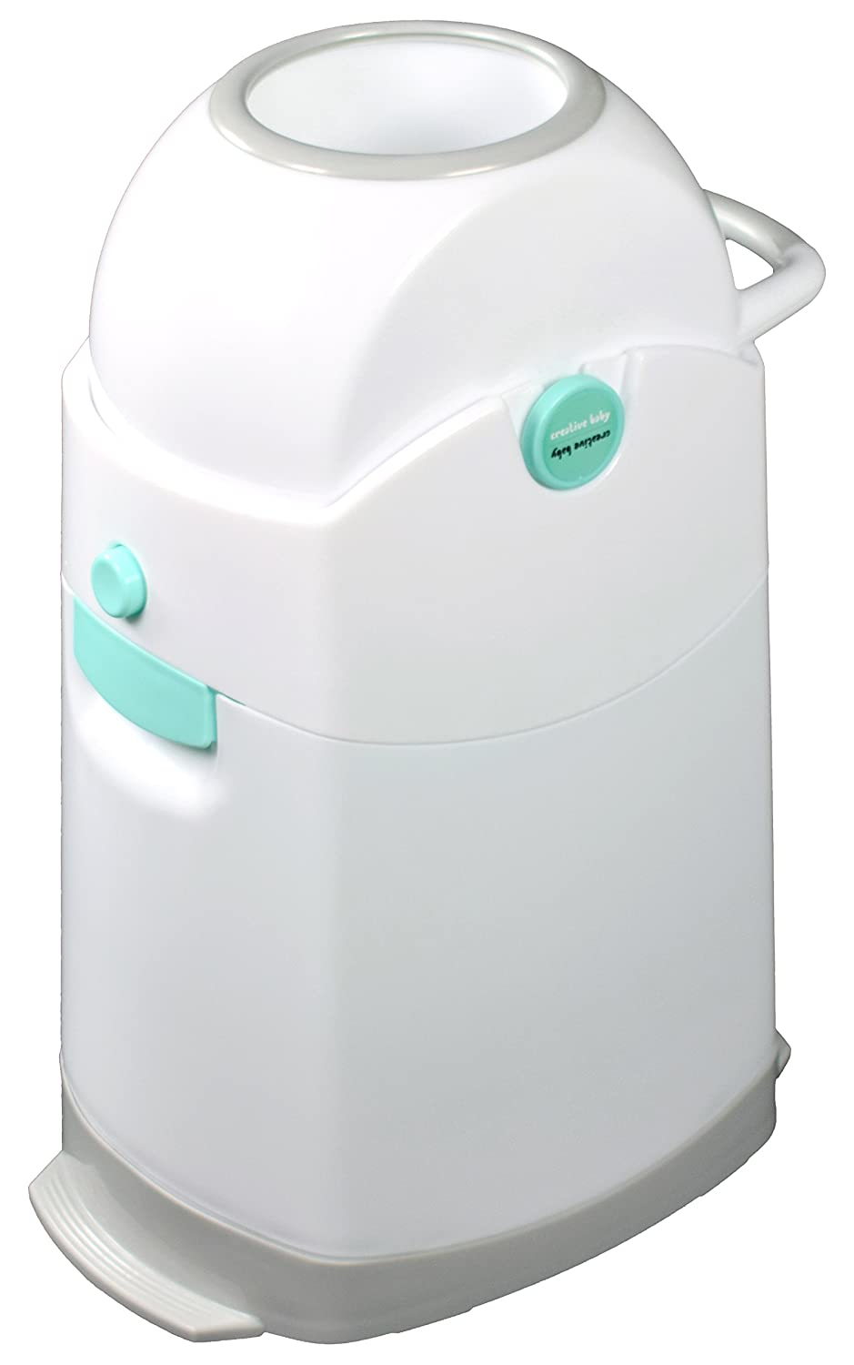 Top 10 Best Diaper Pails (2020 Reviews & Buying Guide) 10