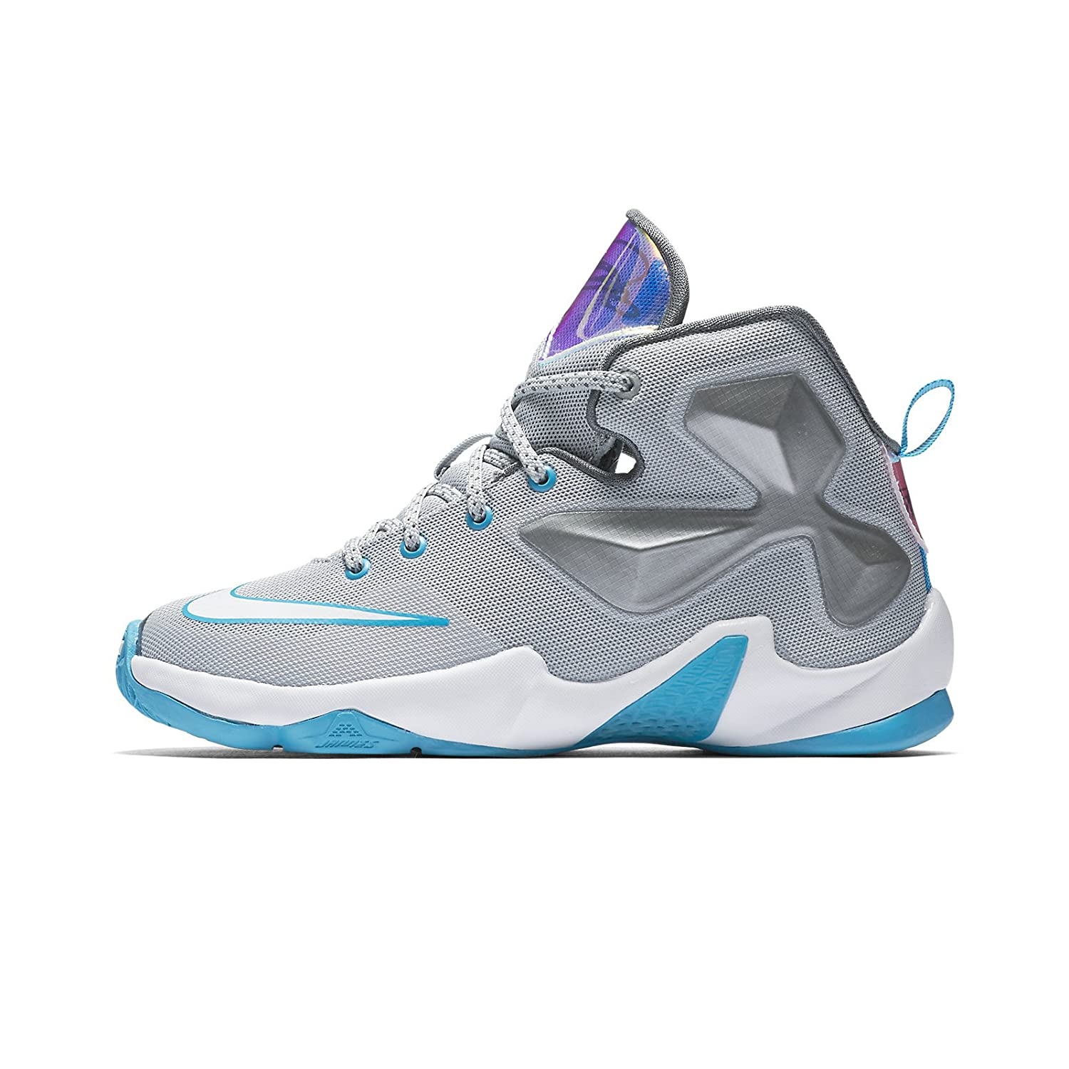 info for 5d96f 25219 Nike Lebron XIII 13 (PS) 808710-014 Wolf Grey White Blue Lagoon Little Kids  Shoes (Size 1.5Y)  Amazon.ca  Shoes   Handbags