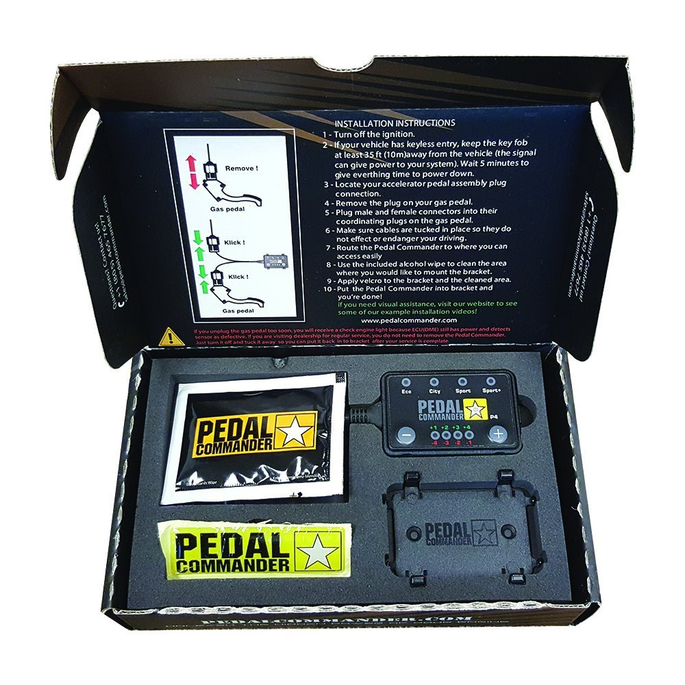 Pedal Commander Throttle Response Controller Pc 64 For Lt1 Ignition Control Module Wiring Diagram Chevy Get Increased Performance Or Save Fuel Up To 20 Available Camaro Cobalt