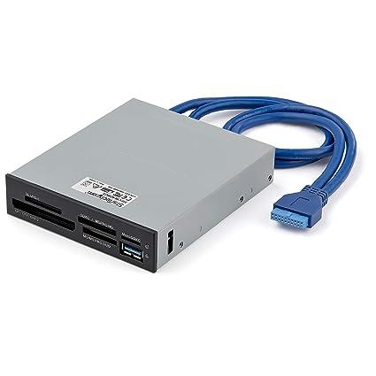 StarTech.com Lector Tarjetas Flash USB 3.0
