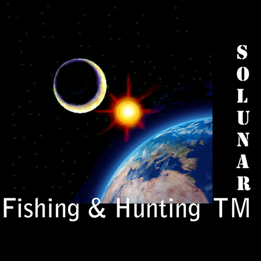 Solunar table fishing hunting times for Lunar fishing times