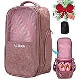 Golf Shoe Bag, Travel Sports Shoes Bag for Women - Pink