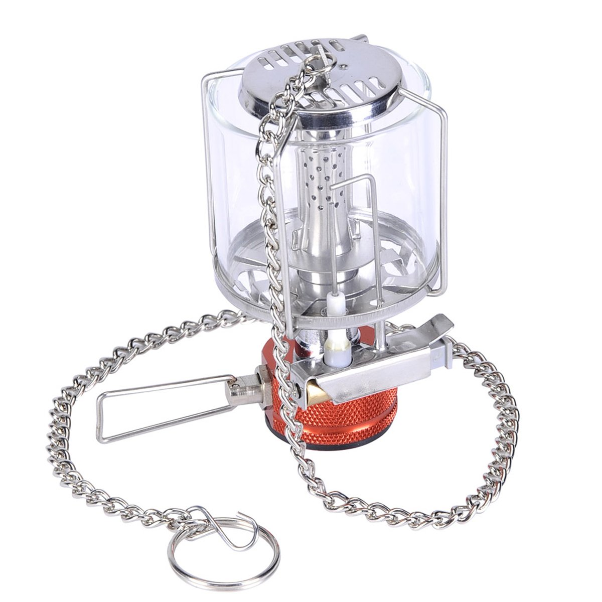 BULIN portable gas (with gas leak measures safety valve) lantern household cassette gas conversion adapter & exchange for the mantle with three! Voltage ignition camping, climbing! BL300-F1