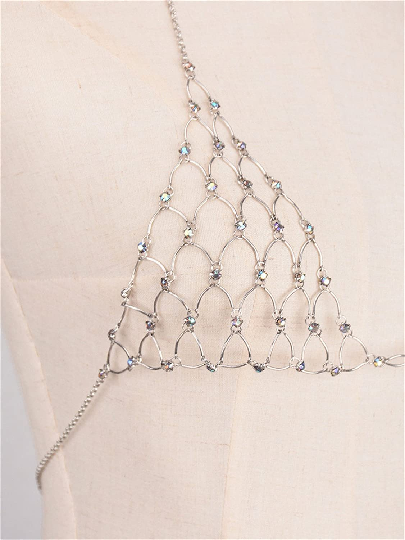 Jewelry Silver Fashion Necklace Underwear Image 2