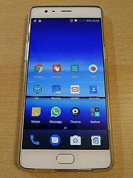 OnePlus 3 Oxygenos 6 GB de RAM del teléfono móvil Snapdragon 820 ...