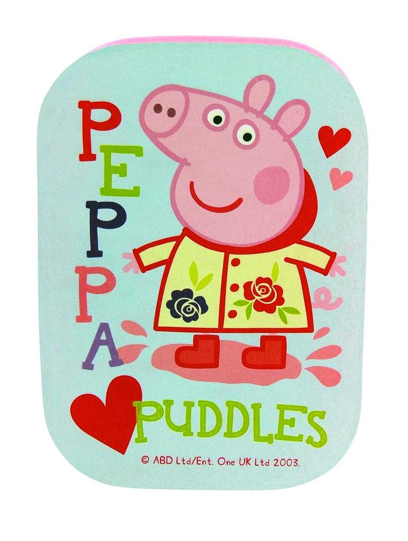 Peppa Pig de bain éponge Kokomo Ltd K10064