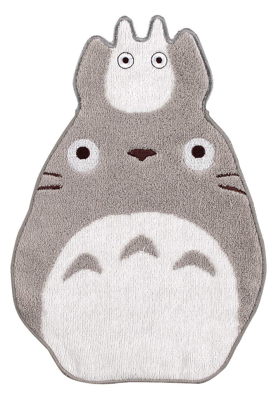 Mini Towel [Il mio vicino Totoro] (tipo Totoro / grigio) (japan import) 590211600