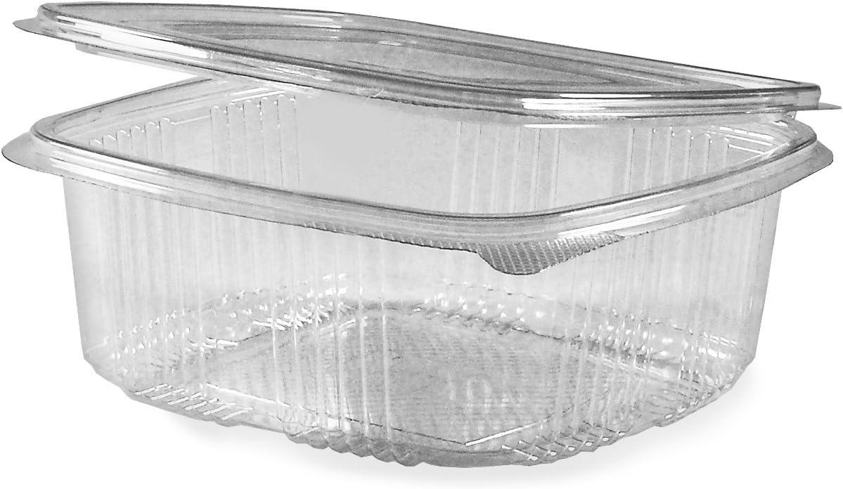 Portionsbecher 1 Unze 4 Gr/ö/ßen 50 St/ück Kunststoff klar Einweg-Saucenbecher mit Deckel