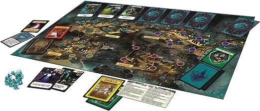 Asmodee 8388 - Juego Pandemic el Reino de Cthulhu, edición Italiana: Amazon.es: Juguetes y juegos