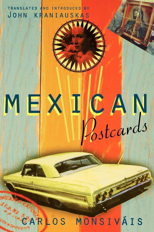 postcards Vintage mexican
