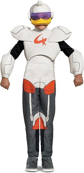 Amazon.com: Niños Disney DuckTales Deluxe disfraz de Gizmo ...