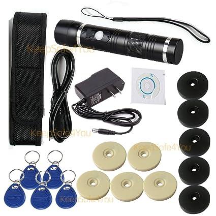 Sistema de patrulla de guardia de guardia Monitor de patrulla de vigilancia de seguridad inductivo RFID