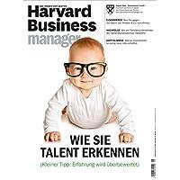 Harvard Business Manager 8/2014: Wie sie Talent erkennen
