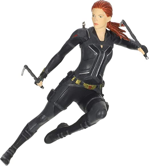 Widow Christmas 2020 Amazon.com: Hallmark Keepsake Christmas Ornament 2020, Marvel