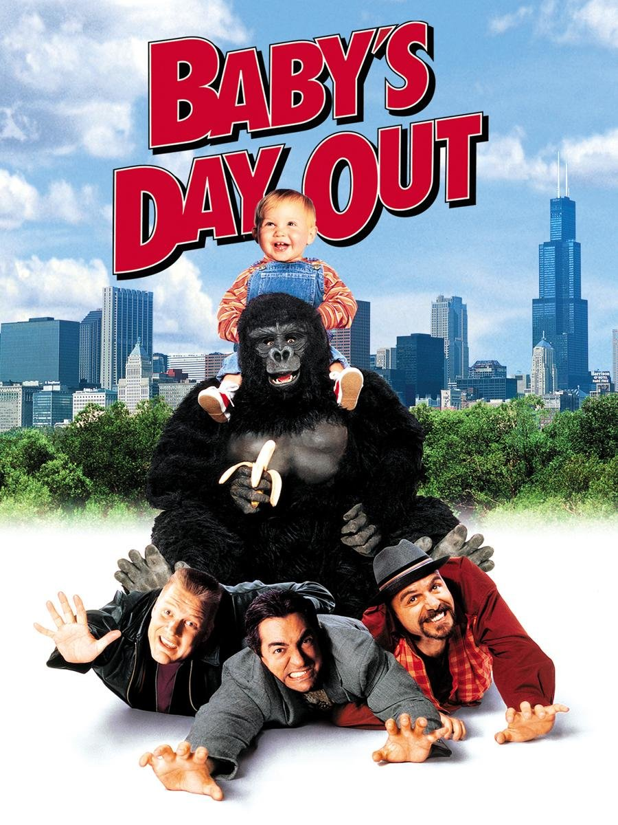 Amazon Com Watch Baby S Day Out Prime Video