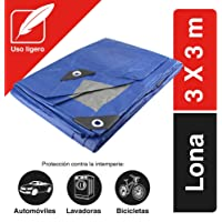 Santul 5442 Lona Premium, Azul, 10 X 10 Ft (3.04 X 3.04 M)