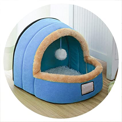 Amazon.com : colorful-space Dog Pet House Dog Bed for Dogs ...