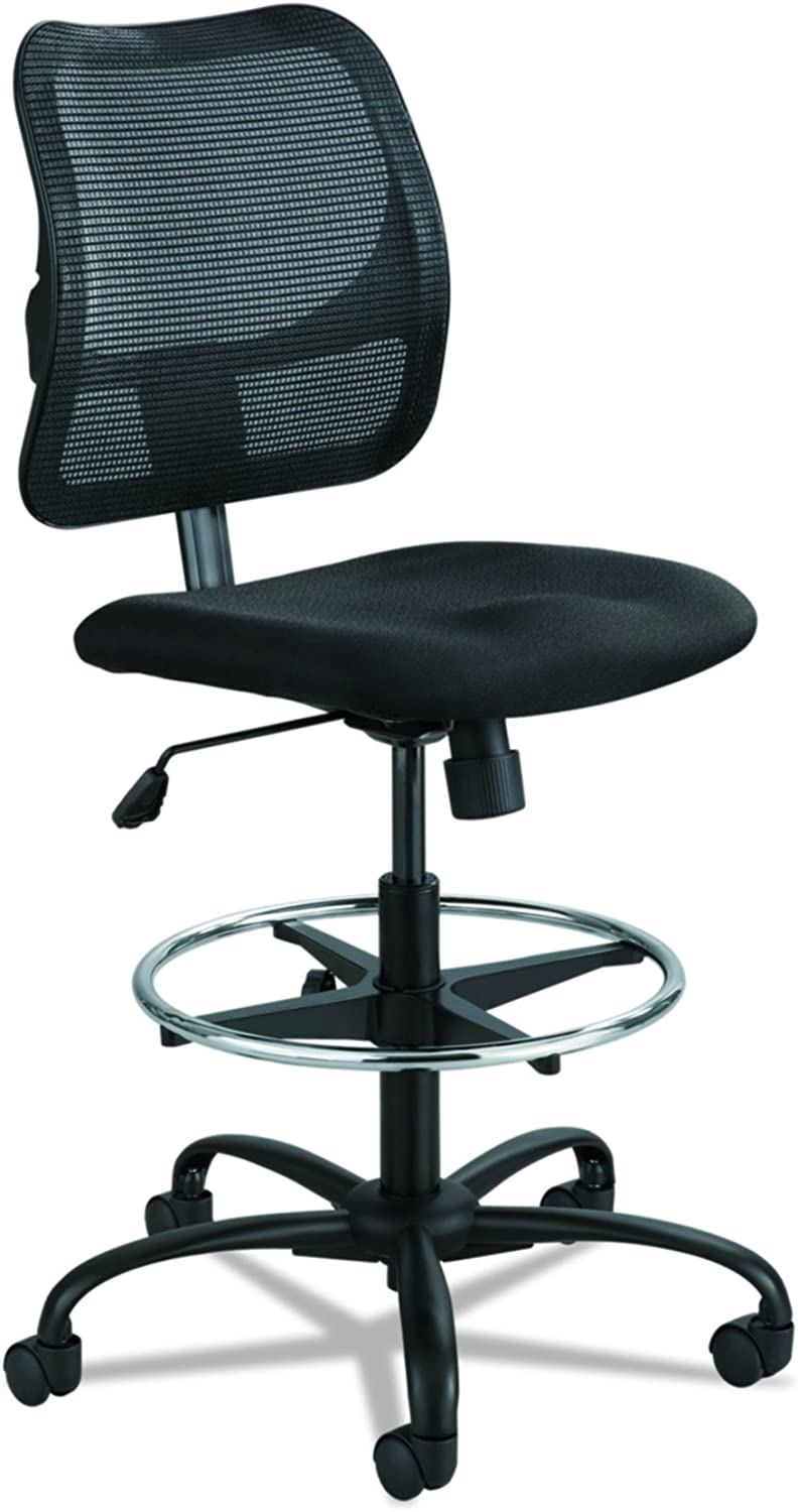 Safco Products Vue Mesh Extended-Height Chair 3395BL, Ergonomic, Breathable Mesh Back