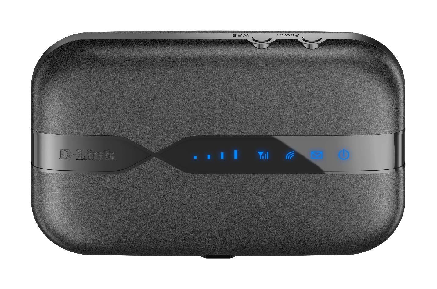 D-Link DWR-932 Mobile Wi-Fi 4G Hotspot 150mbps