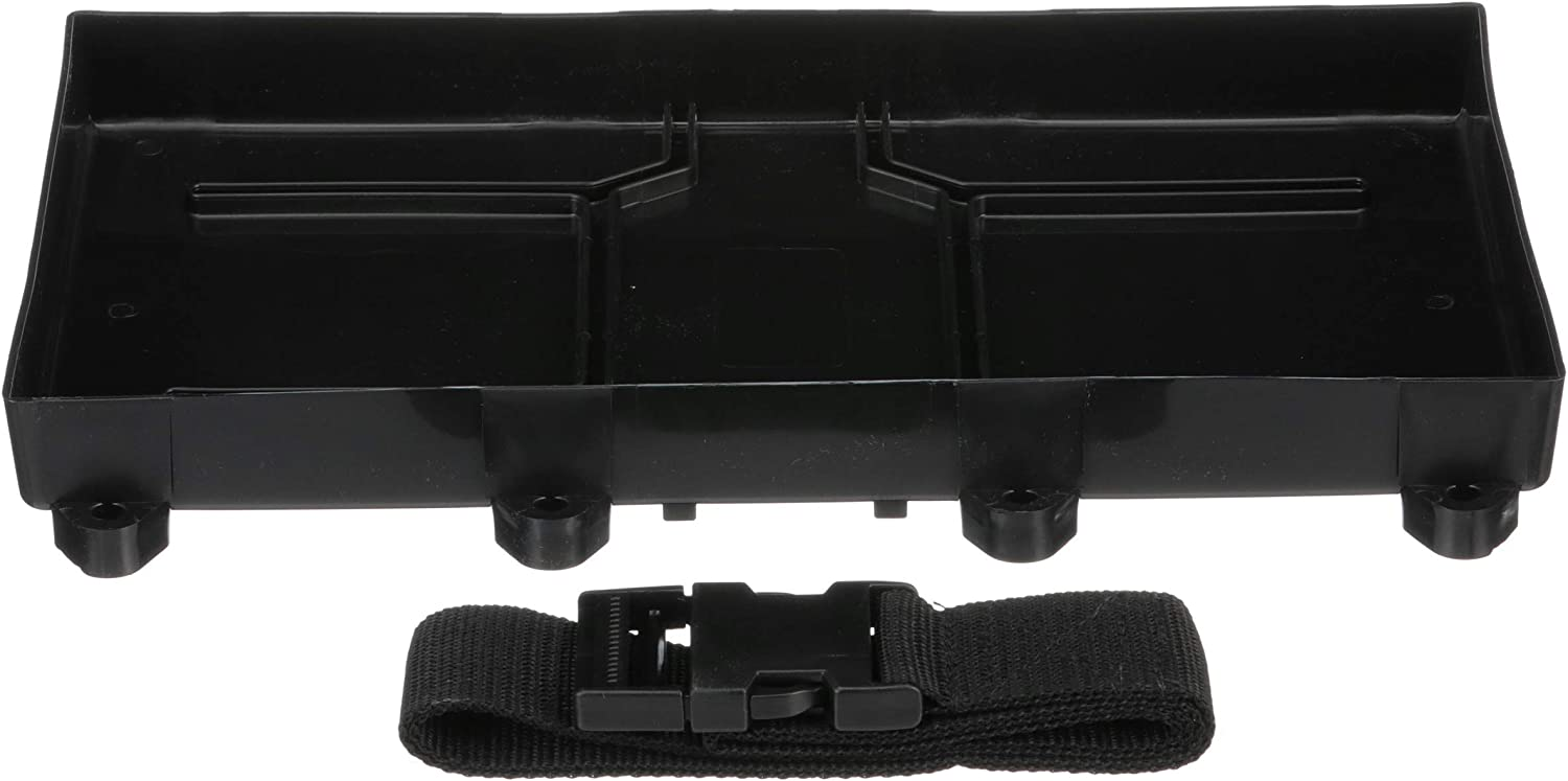 Seachoice Battery Tray with Hold Down Strap Group