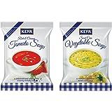 Keya Tomato Sweet CornSoup Combo, 116g