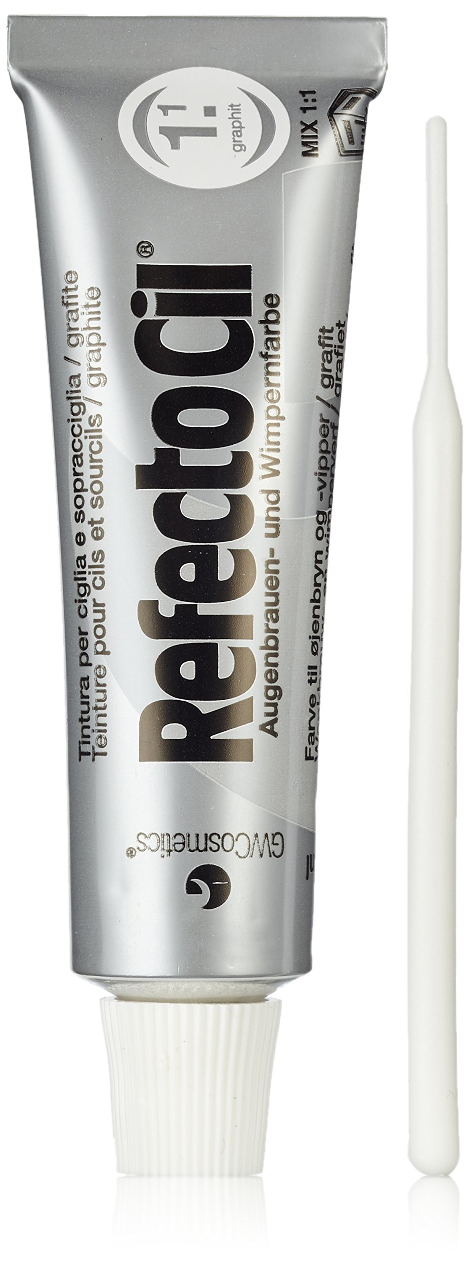 RefectoCil Cream Hair Dye (no 1.1 Graphite)