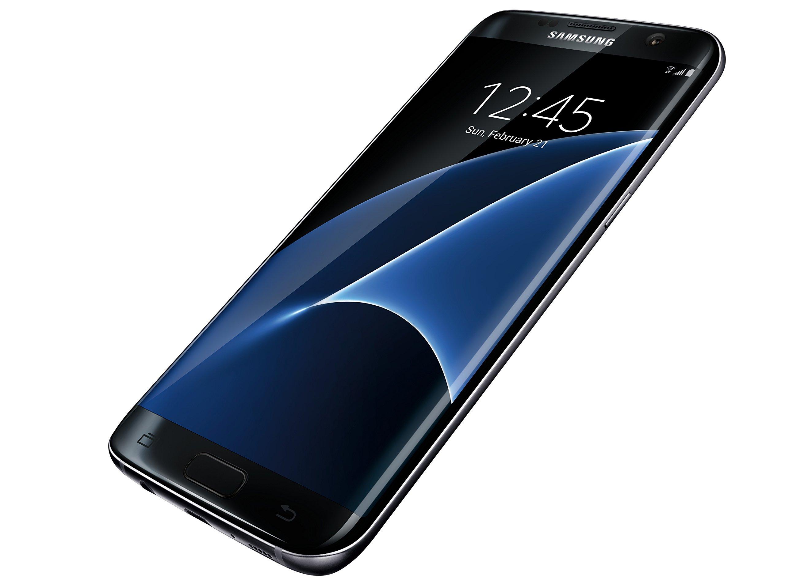 Samsung Galaxy S7 Edge G935F Factory Unlocked Phone 32 GB, No Warranty - International Version (Black Onyx) by Samsung (Image #9)