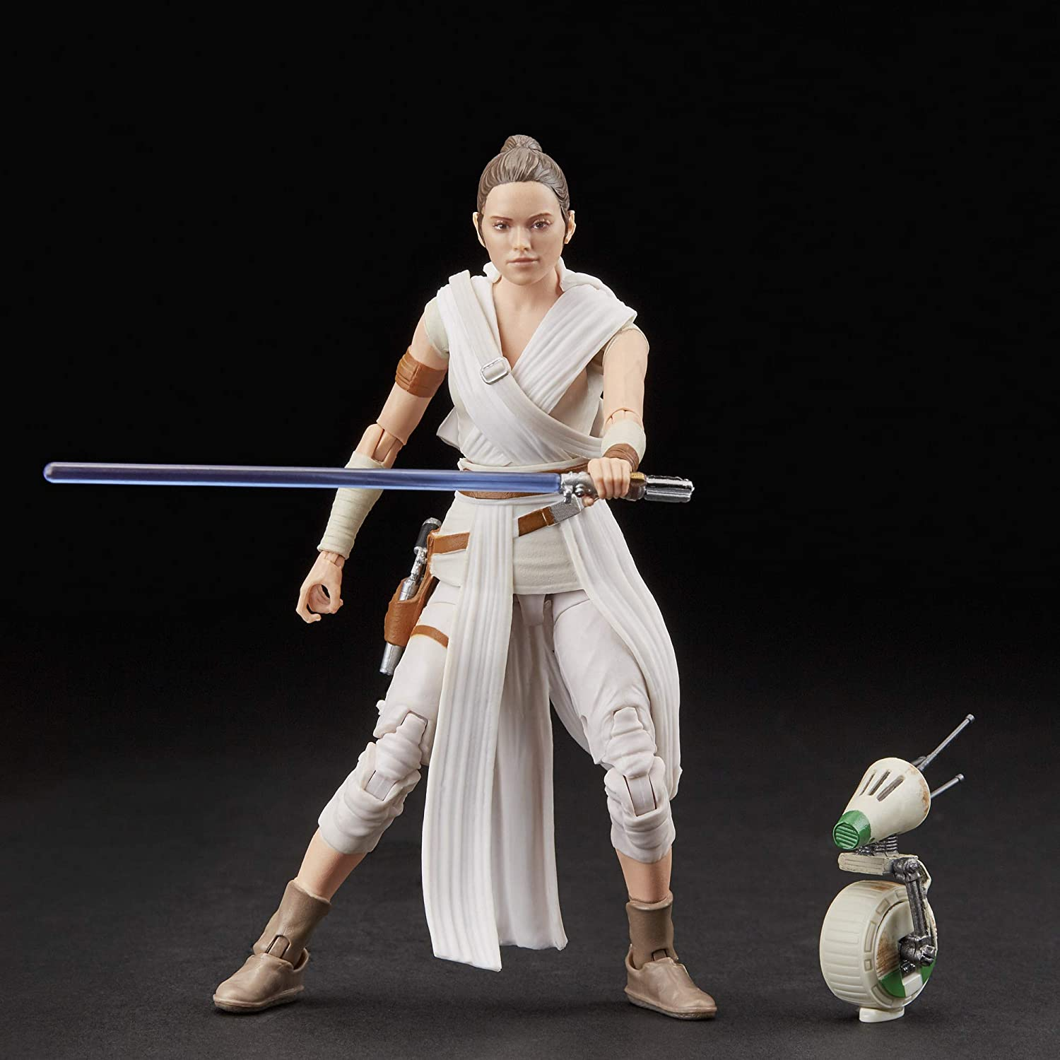 """Star Wars The Black Series Rey Toy 6"""" Scale Collectible Action Figure, Kids Ages 4 & Up: Amazon.it: Giochi e giocattoli"""