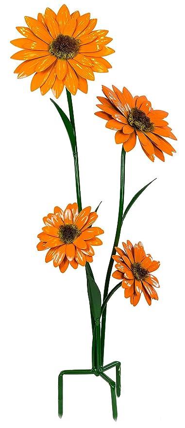 Small foot company 6259 Pique Design Flower M/étal Multicolore 24 x 9 x 95 cm