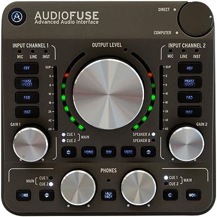Buy Cheap Arturia Audiofuse 14x14 Usb Audio Interface Classic Silver *brand New* Pro Audio Equipment Audio/midi Interfaces
