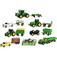 TOMY John Deere Vehicle Value Set