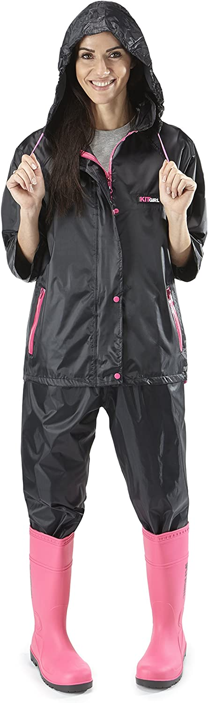 Damen Regenanzug