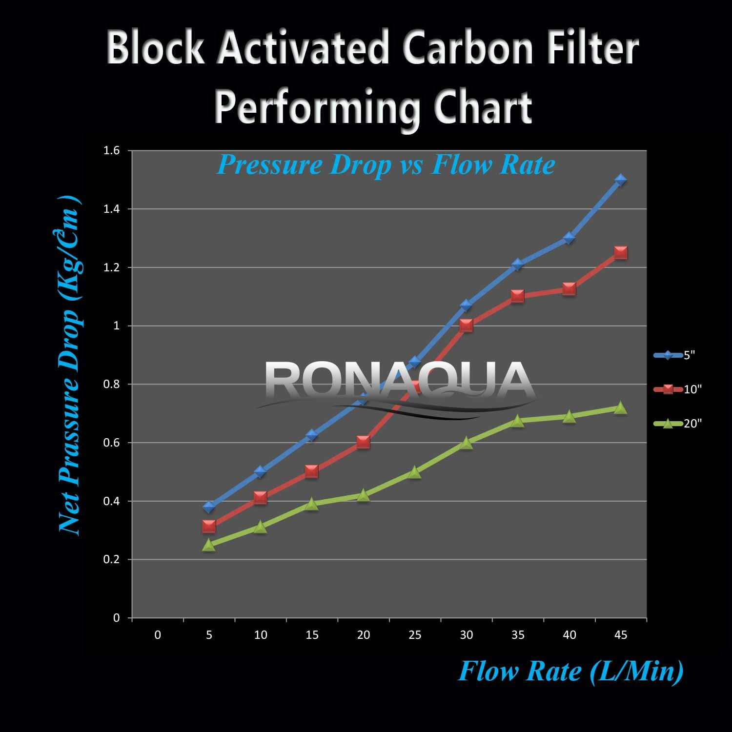 Dual Whole House Water Filter Purifier with Carbon Block and Sediment Filters by Ronaqua (Image #6)