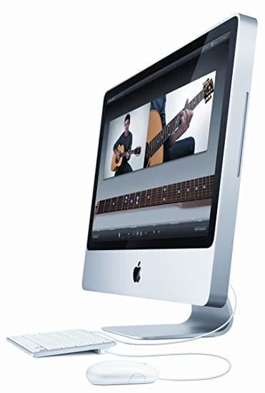 Apple iMac MB420LL/A 24-Inch Desktop (Discontinued by Manufacturer)