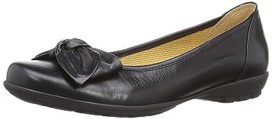 Gabor Shoes 04.111 Damen Geschlossene Ballerinas, Schwarz (27 schwarz), 40.5 EU