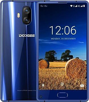 Moviles 4G, DOOGEE Mix Lite Smartphone Libre Dual SIM, Pantalla de 5.2 Pulgadas HD IPS, 2